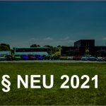 Führerschein Neuerungen in 2021